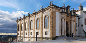 Joanina Library, Coimbra, Portugal