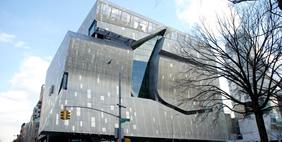 41 Купер Сквер, Нью-Йорк, США
