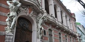 House of Scientists, Lviv, Ukraine