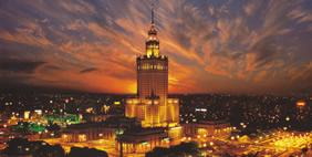 Մշակույթի և Գիտության Պալատ, Լեհաստան
