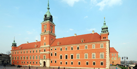 Royal Castle, Warsaw, Poland