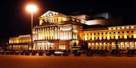 National Theatre, Warsaw, Poland