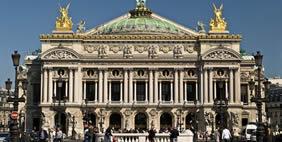 Գարնյե Օպերա, Փարիզ, Ֆրանսիա