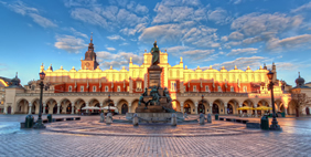 Cloth Hall, Krakow, Poland