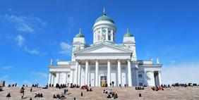 Хельсинский Собор, Хельсинки, Финляндия