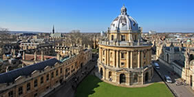 Radcliffe Camera, Oxford, United Kingdom
