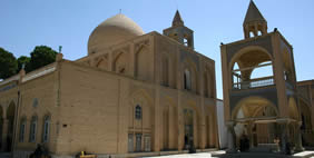 Holy Savior Cathedral, Isfahan, Iran