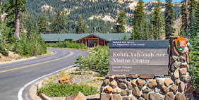 Kohm Yah-mah-nee Visitor Center, California, USA