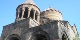 Mughni, St. Gevorg Church, Armenia