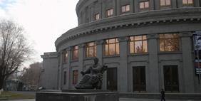 Opera and Ballet Theatre, Armenia, Yerevan