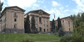 National Assembly of Armenia, Yerevan, Armenia