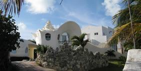 Տուն Խեցի, Մուխարես Կղզի, Մեքսիկա