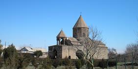 Շողակաթ Եկեղեցի,  Վաղարշապատ, Հայաստան