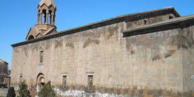 Surb Astvatsatsin Church, Vagharshapat, Armenia