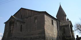 St. Marine Church, Ashtarak, Armenia